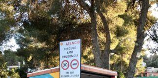 Nova parada bus urbanitzacio El Pinar de Picassent