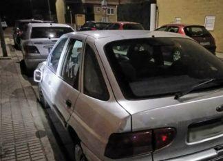 Paiporta daños vehiculos
