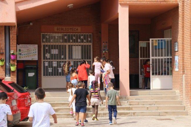 Torrent entrada colegio