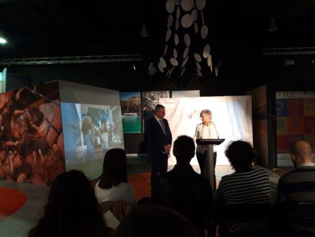 presentacion FITUR 2019 Valencia Turisme