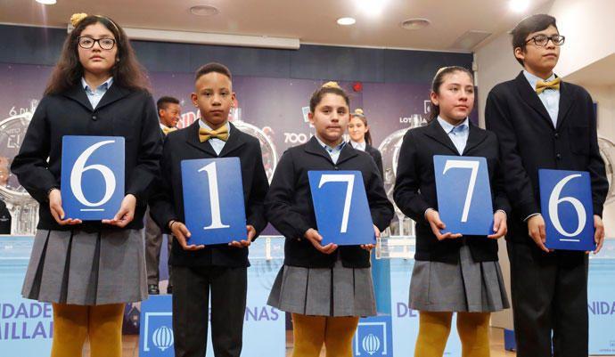 segundo premio lotería del Niño 2019
