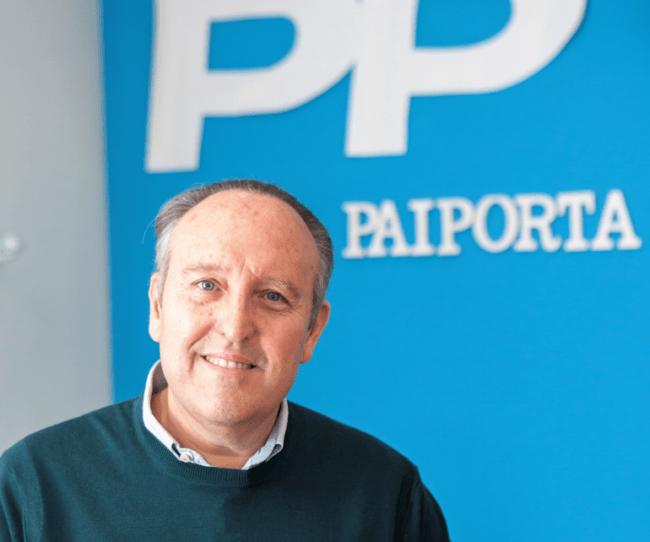 Vicente Ibor PP Paiporta
