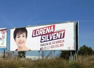 Catarroja PSPV Lorena Silvent