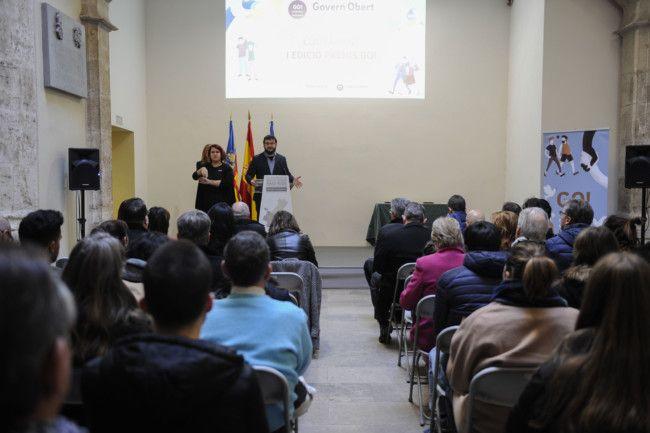 Diputacio premios Go transparencia