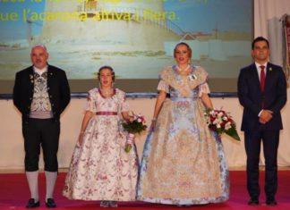 Falleras Mayores de Paterna, Nuria Álcazar Capellá y Andrea López Esteve