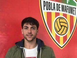 Guillermo Luis Marti Silla CF traspasado Nastic Tarragona