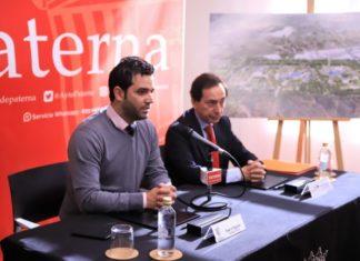 J.A.Sagredo y Salvador Arenere