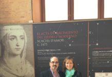 La campeona de España de Ajedrez, Sabrina Vega, visita la Sala del Origen valenciano del Ajedrez Moderno