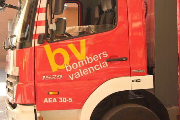 Bomberos valencia ciudad
