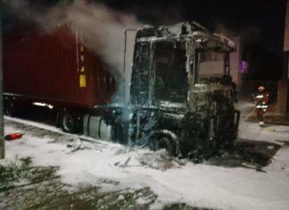 camion incendio xirivella