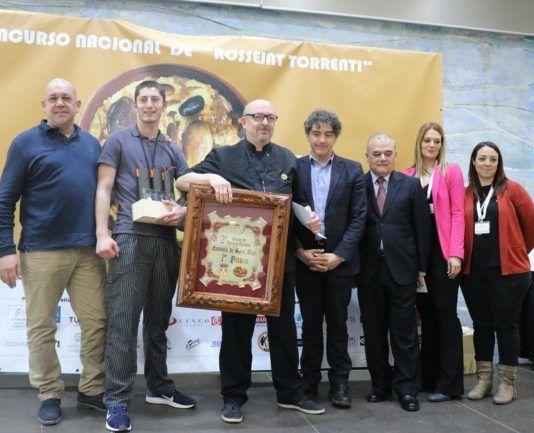 concurs rossejat 2019 primer premio Rossinyol Nàquera