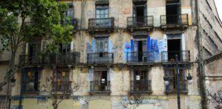 Vivienda Okupada en Valencia