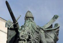 Estatua de El Cid en Burgos