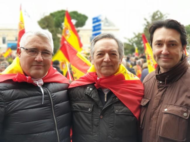 manifestacion Madrid PP Meliana