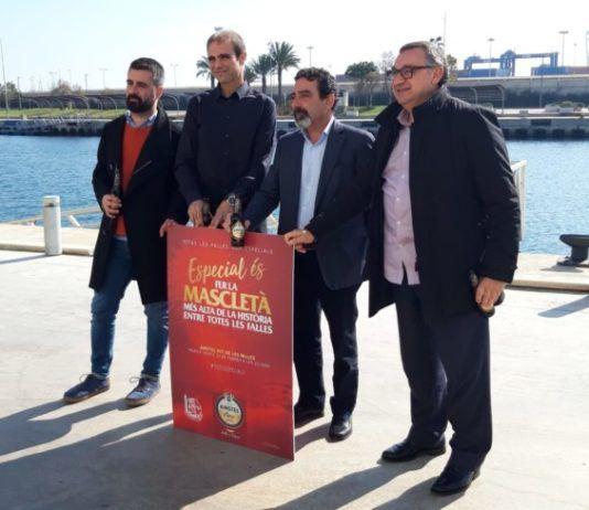 """Las 382 fallas valencianas colaborarán este sábado, 23 de febrero, para construir """"la mascletà vertical más alta de la historia"""""""