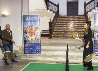 tenis valencia presentacion torneo