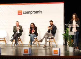 Compromís Paiporta Oltra, Baldoví, Ferri y Martín