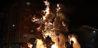 Cremà fallas Torrent 2019