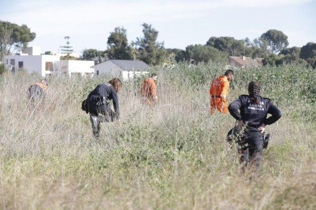 Aparecen muertos y enterrados los dos niños desaparecidos en Godella