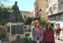Belén Hoyo y María Villajos en Paterna