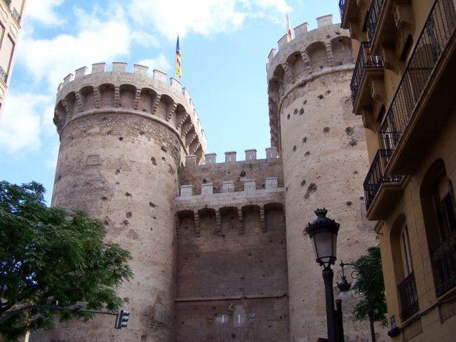 Las Torres de Quart se utilizaron como cárceles durante varios siglos