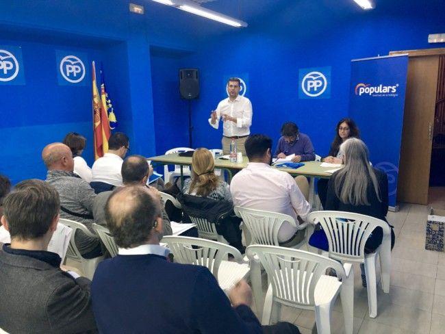 PP provincial comite campaña
