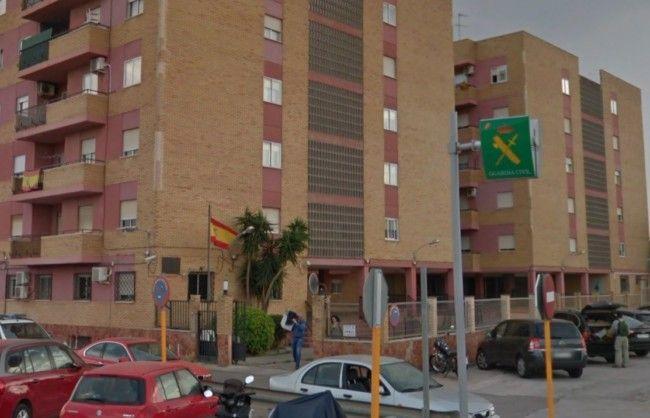 Paiporta Cuartel Guardia Civil