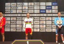 ricardo ten Mundial de ciclismo paralímpico