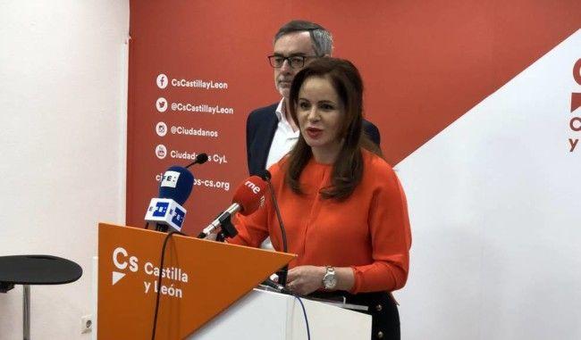 Silvia Clemente Ciudadanos Castilla y León