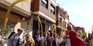 Albal semana santa domingo ramos