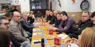 Alboraya PP almuerzo comerciantes