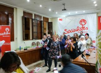 Benetusser PSPV Eva Sanz Candidatura