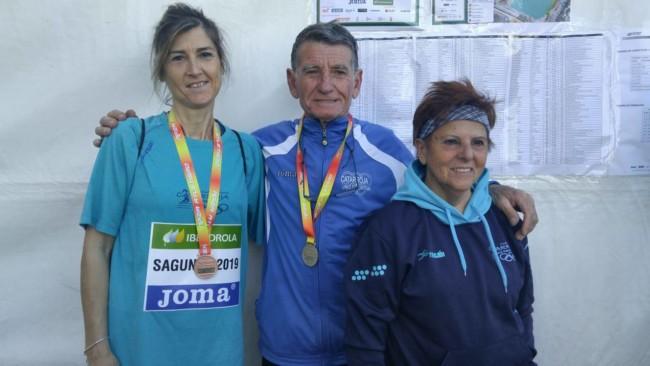 El catarroja ue logra tres medallas en el campeonato de - El tiempo en catarroja ...