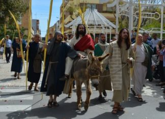 Domingo de Ramos Benetússer 2019