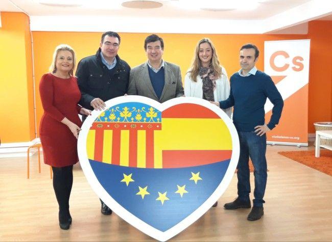 Foto grupo Ciudadanos Valencia