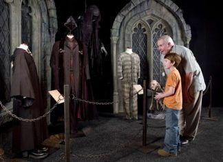 exposicion Harry Potter Valencia