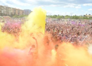 Holi Run Valencia