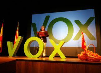 José María Llanos Presidente VOX Valencia