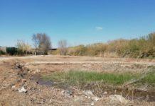Manises neteja riu Turia
