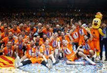 Valencia Basket campeones EuroCup