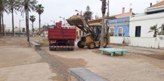 alboraia limpieza playas temporal semana santa