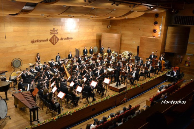 banda sinfonica Artística Manisense