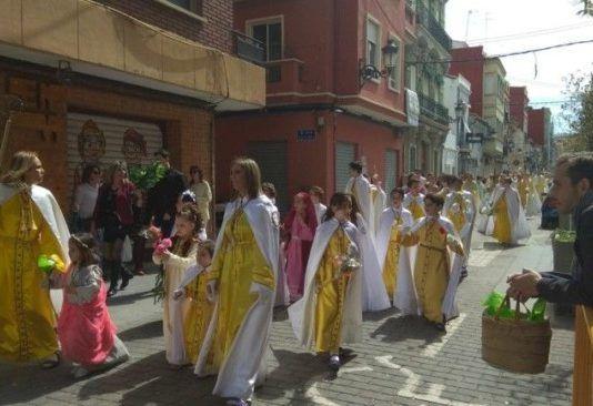 Procesión del Santo Entierro, 2018