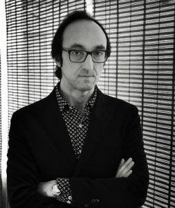 Agustín Fernández Mallo. (Foto-Iván Giménez).