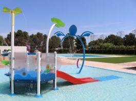 Albal piscina municipal remodelacion