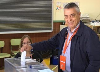 Alboraya Cs Vicente Martínez Bauset voto