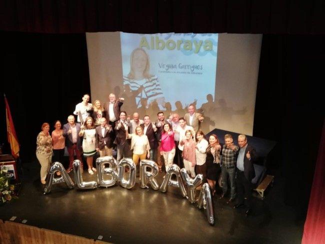 Alboraya PP presentación candidatura