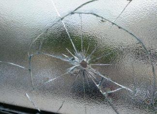 Cristales rotos casa Jorge Climent