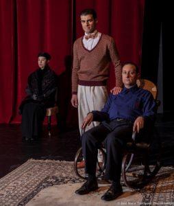 Imagen de la obra 'José Antonio y Federico...'