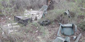 Paterna escombros paraje natural
